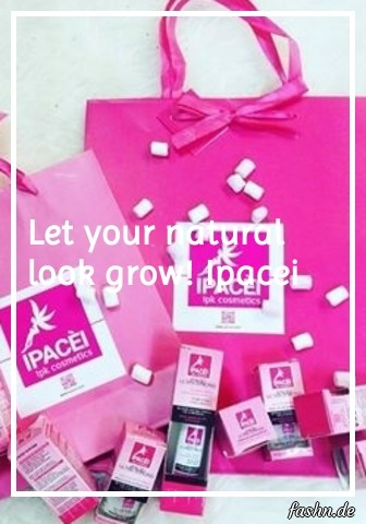 Let your natural look grow! Ipacei