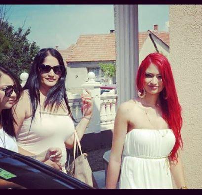 Fashn De Rote Haare Foto Vom 3 September Auf Einer Hochzeit 3