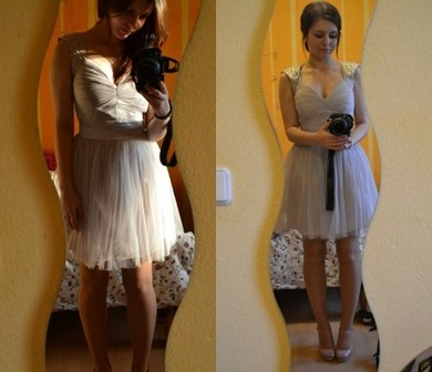 fashn.de | Mein Abschlussball Kleid :) wie findet ihr das?
