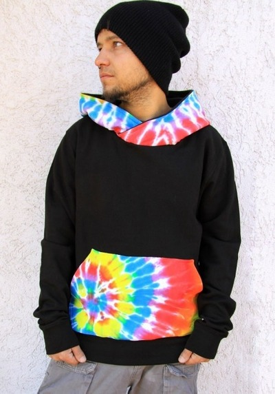 batik-hoodie-monotobi-selfmande-crossneck-pullover-goa-klamotten-kleidung-hippie-wear-psychedelic-clothing-tie-dye-retro-vintage-regenbogen von MONOTOBI  ॐ Psy-Hippie-Goa-Shop