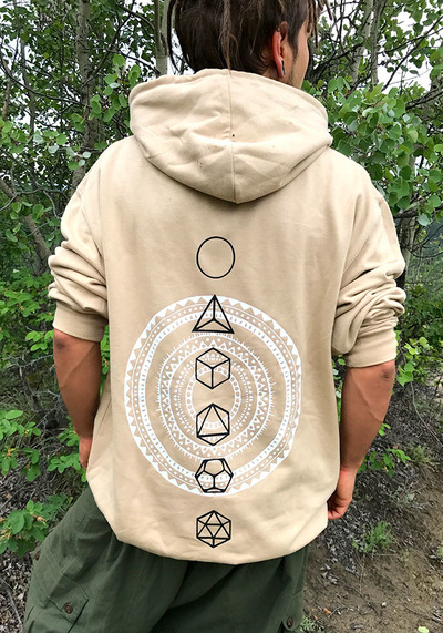 platon-hoodie-mandala-platonische-koerper-sacred-geometry-heilige-geometrie-monotobi-pullover-kleidung-klamotten-bohemian-blume-des-lebens von MONOTOBI  ॐ Psy-Hippie-Goa-Shop