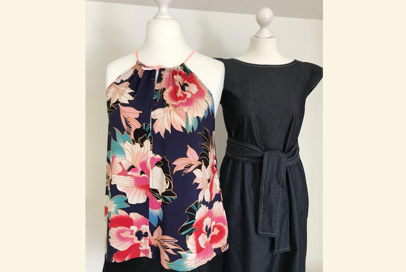 Angelika Thun Eine Kollektion Aus Lieblingskleidung Fashn De