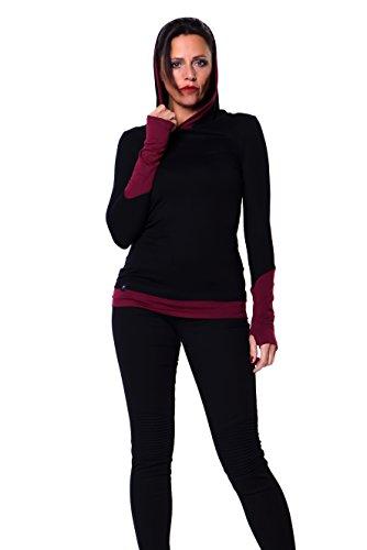 pullover von 3elfen in rot f r damen. Black Bedroom Furniture Sets. Home Design Ideas