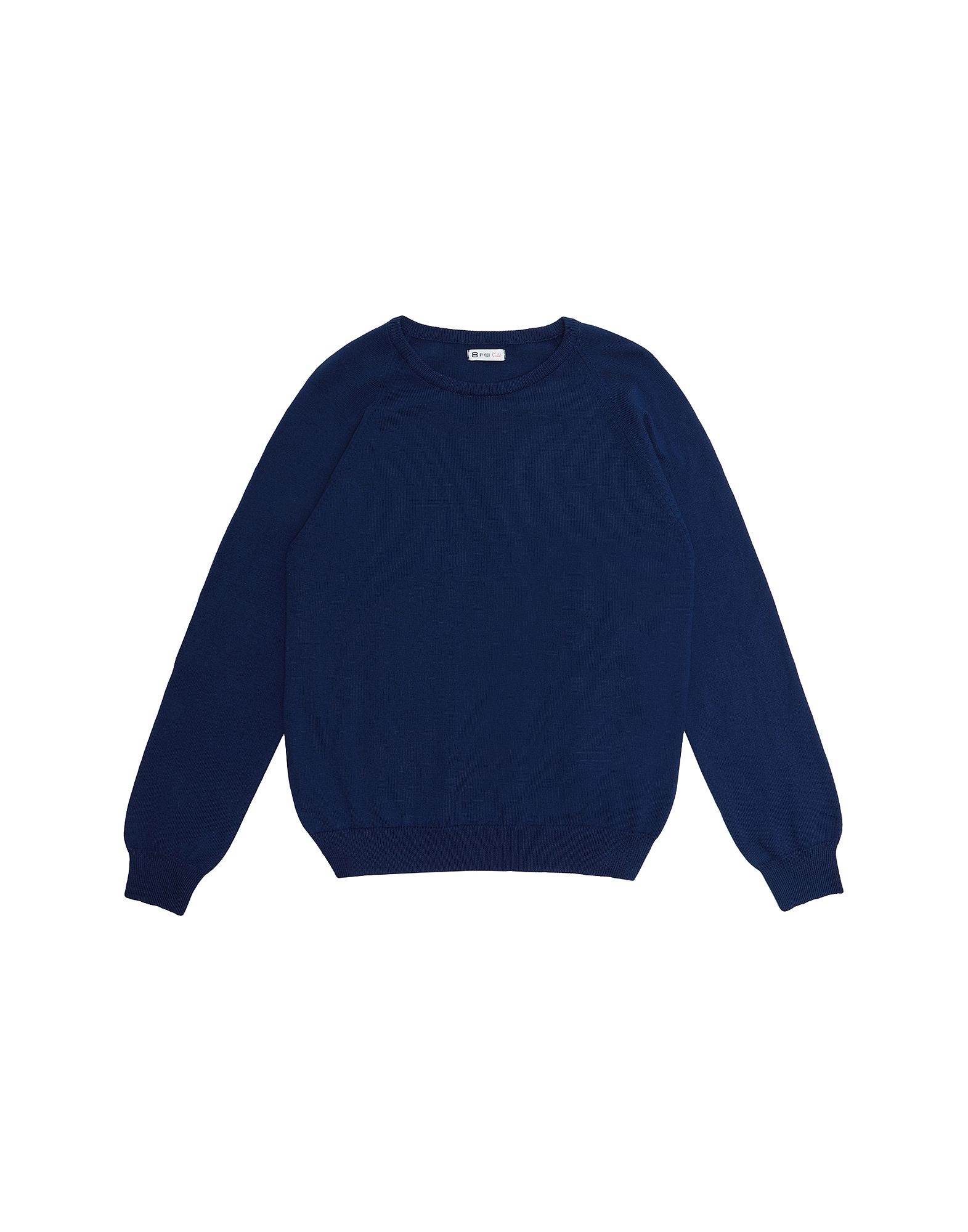 8 by YOOX Pullover Kinder Blau von 8 by YOOX