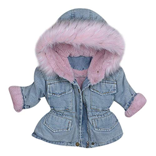 BeautyTop Frauen Winter Kurzarm Jacket Jacke Webpelz Mantel