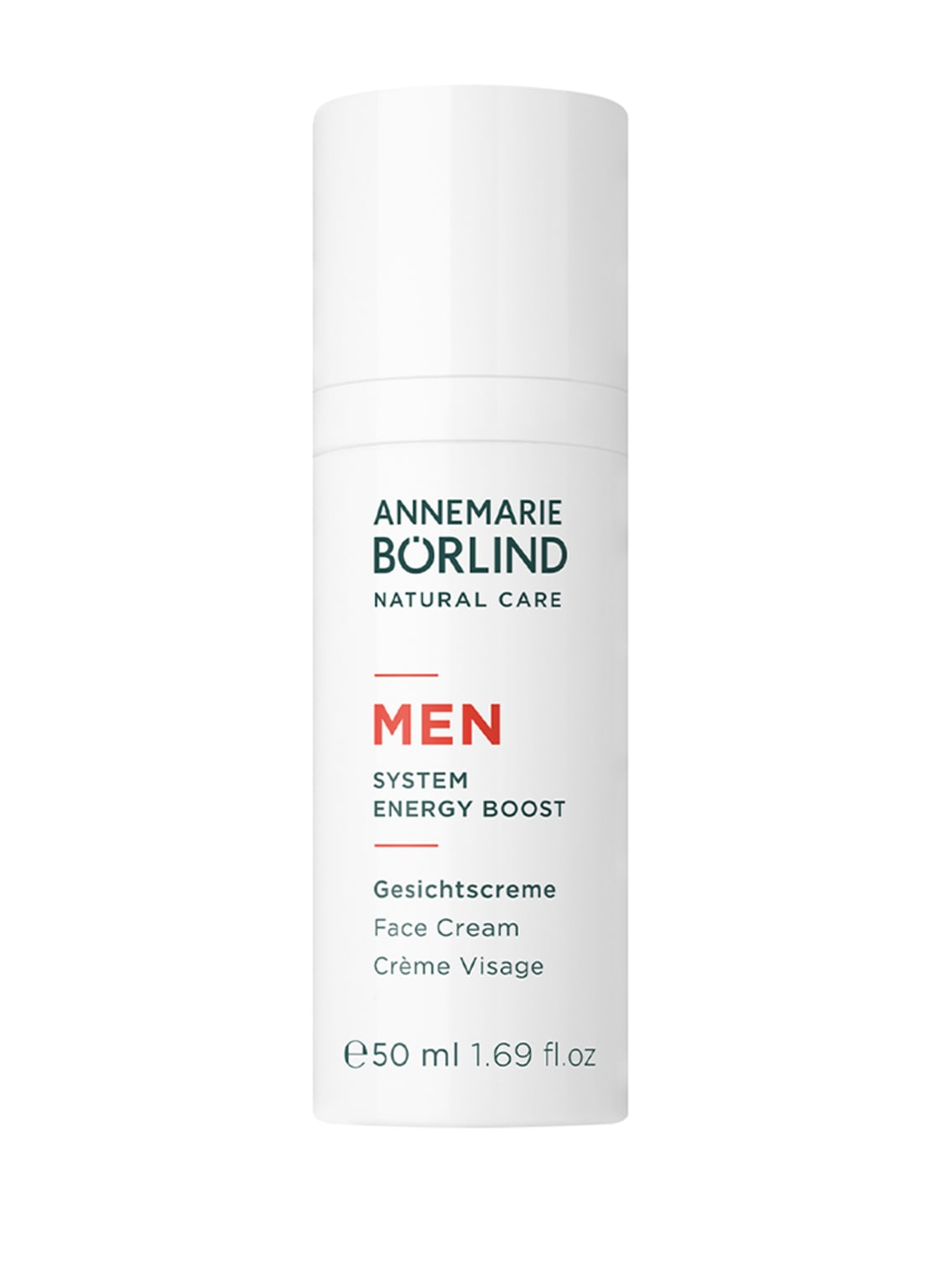 Annemarie Börlind Men Gesichtscreme 50 ml von ANNEMARIE BÖRLIND
