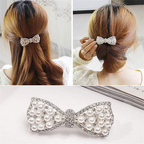 Clothing, Shoes & Accessories Hair Accessories Baby & Kinder Stirnband Haarband Ohrschutz Taufe Festlich Haarschmuck Mädchen Excellent Quality