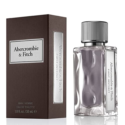 Abercrombie & Fitch First Instinct Man Eau de Toilette spray, 1er Pack (1 x 30 g) von Abercrombie & Fitch First