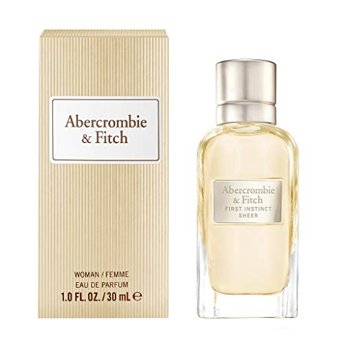 Abercrombie & Fitch First Instinct Sheer Edp Spray 30ml von Abercrombie & Fitch