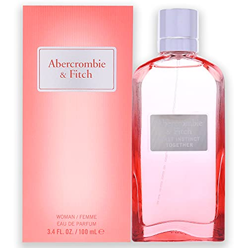 Abercrombie & Fitch First Instinct Together For Her 100 ml Eau De Parfum Spray von Abercrombie & Fitch