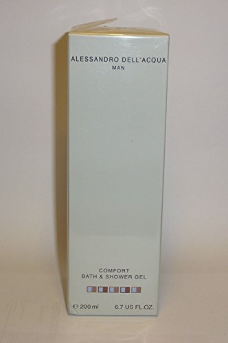 Alessandro Dell Acqua Man Bath & Shower Gel 200ml von Alessandro Dell'Acqua