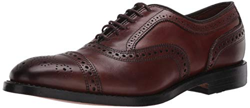 Allen Edmonds Herren Strand Oxford, Dark Chili, 43 EU von Allen Edmonds