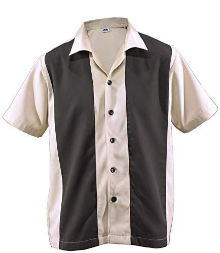 Freizeit Hemden in Braun für Männer. Herrenmode in Braun bei