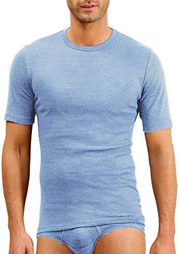Unterhemd//Achselhemd Herren Athletic Shirt Jeans dunkelblau Ammann