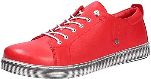 Schuhe von Andrea Conti in Rot für Damen