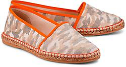 Fashion-Espadrille von Another A in beige für Damen. Gr. 37,38,39,40,41 von Another A