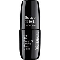2step Gel Lacquer Stay & Shine Top Coat von ARTDECO - Stay & Shine Top Coat von Artdeco
