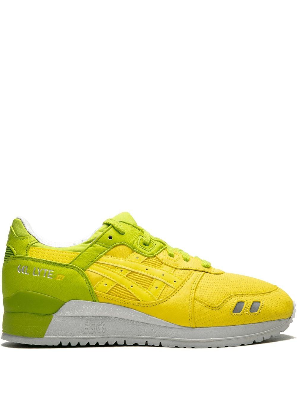 41e1d6d20e Asics 'GEL-Lyte 3' Sneakers - Gelb von Asics