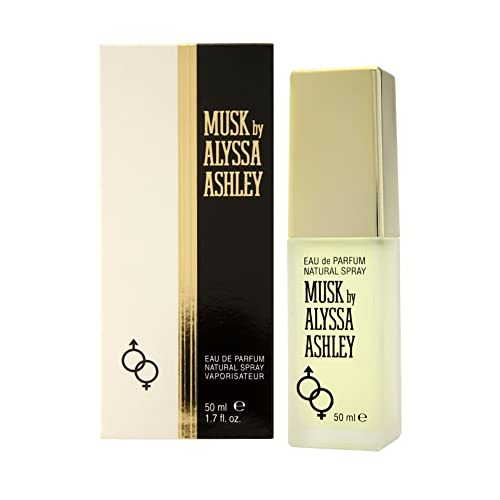 Aslhley Musk femme/ woman, Eau de Toilette Spray, 50 ml von ALYSSA ASHLEY