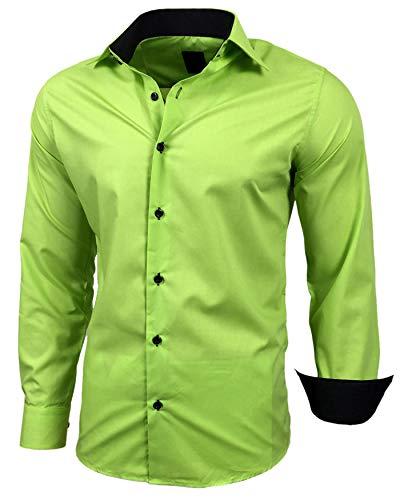 quality design 9098b ffc3f Hemden von Baxboy in Grün für Herren