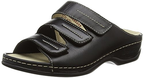 Berkemann Celle, Damen Clogs, Schwarz (schwarz 926), 40 2/3 EU (7 Damen UK)