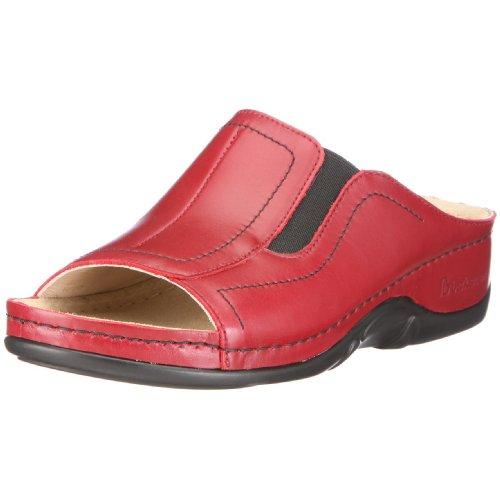 Isabella Damen Pantoletten 39 Berkemann Weinrot 5 Rot d5xqT
