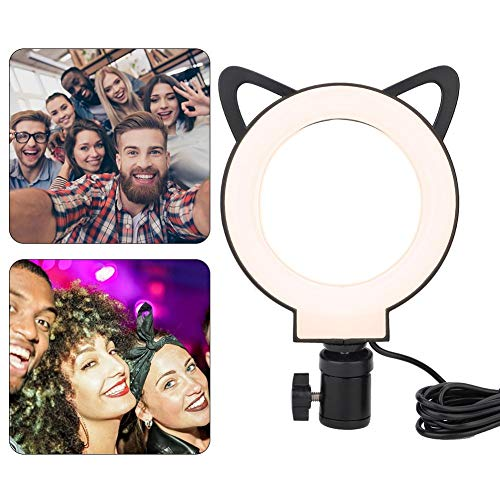 Fashion LED Fill Light, Live Stream Ringlicht + Beauty Stehleuchte für Selfie Live Stream Make up Beauty Tattoo Augenbrauen Tätowierung Haar Maniküre Make up Unterricht Aufnahme von Betued