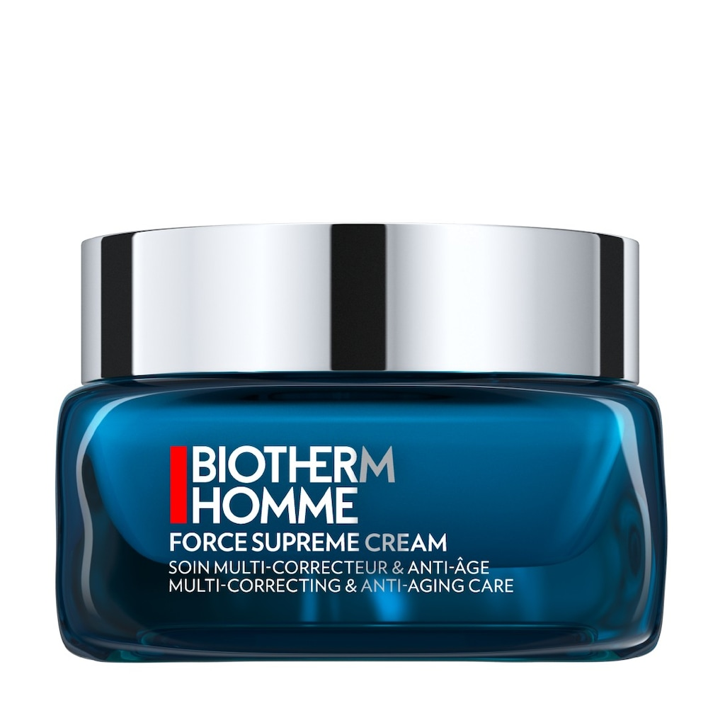 Biotherm Homme Force Supreme Biotherm Homme Force Supreme Youth Architect Cream Gesichtscreme 50.0 ml von Biotherm Homme