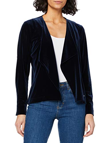 BRAX Damen Style Bette Strickjacke, Navy, 44 von BRAX