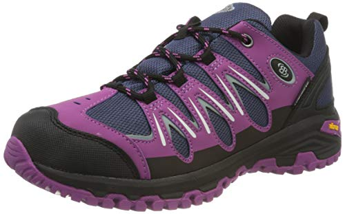 Brütting Expedition Outdoor- & Trekkingschuh Damen, Lila/ Pink, 36 EU von Brütting