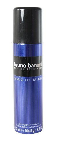 Bruno Banani Magic Man Deodorant Spray, 150 ml von bruno banani