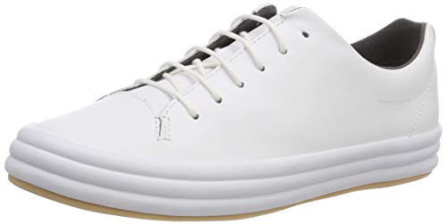 CAMPER Hoops, Damen Low-top, Weiß (White Natural 100), 37 EU von CAMPER
