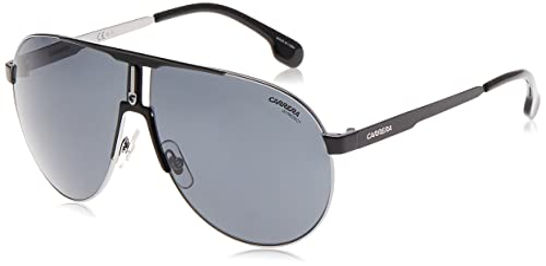 Carrera Eyewear Herren Sonnenbrille » CARRERA 126/S«, schwarz, QGG/HD - schwarz/grau