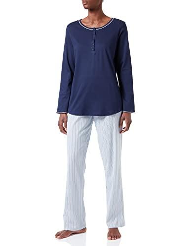Calida Damen Zweiteiliger Schlafanzug Rubina