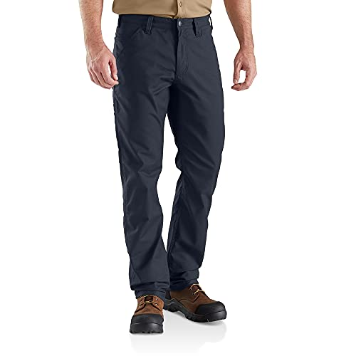 Carhartt Herren Rugged Professional Stretch Canvas Pants, Navy, W34/L32 von Carhartt