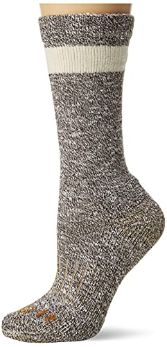 Carhartt Womens All Season Crew Socks, Brown, MED von Carhartt