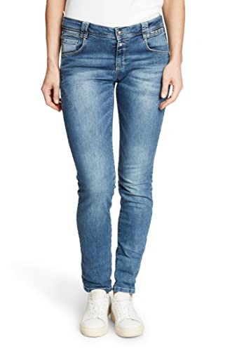 Cartoon Damen 8232/7345 Jeans, Middle Blue Denim, 40 von Unbekannt