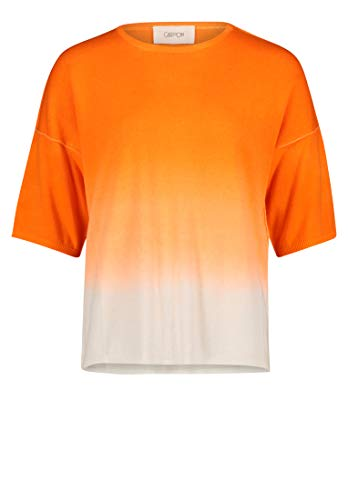 Cartoon Strickpullover White/Orange, 38 Damen von Unbekannt