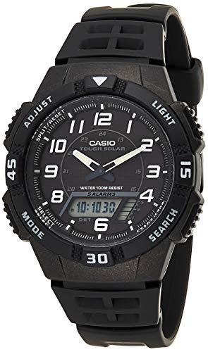 Herren In Für Schwarz Uhren Von Casio FJlcuT35K1