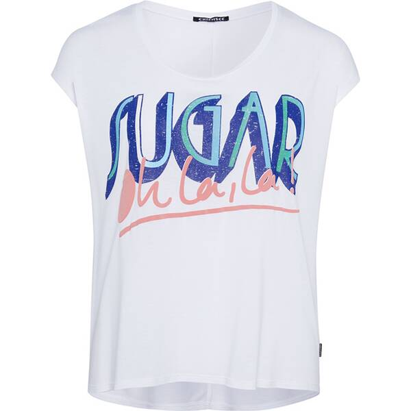 "CHIEMSEE T-Shirt mit ""Sugar"" Frontprint von Chiemsee"
