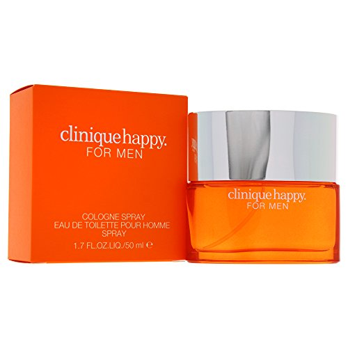 Clinique Happy Men homme / men, Eau de Toilette, Vaporisateur / Spray 50 ml, 1er Pack (1 x 50 ml) von Clinique