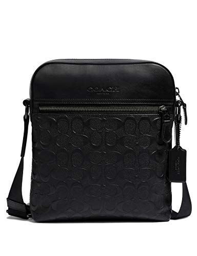 Coach Herren Houston Flight Bag aus Leder von Coach