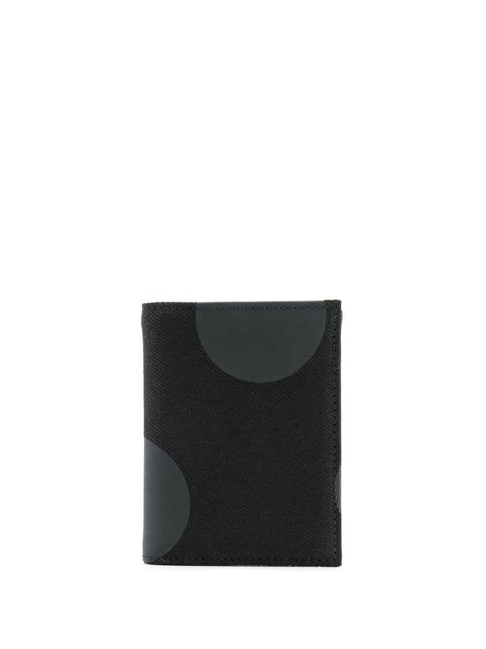 e6322636bc248 Comme Des Garçons Wallet  Dot  Portemonnaie - Schwarz von Comme Des Garçons  Wallet