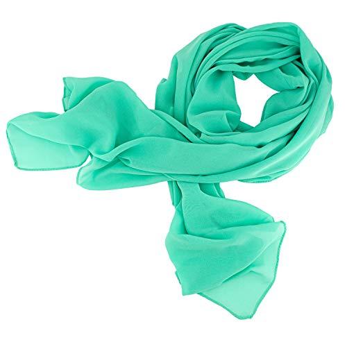 Schals in Türkis für Frauen. Damenmode in Türkis bei U5n9h