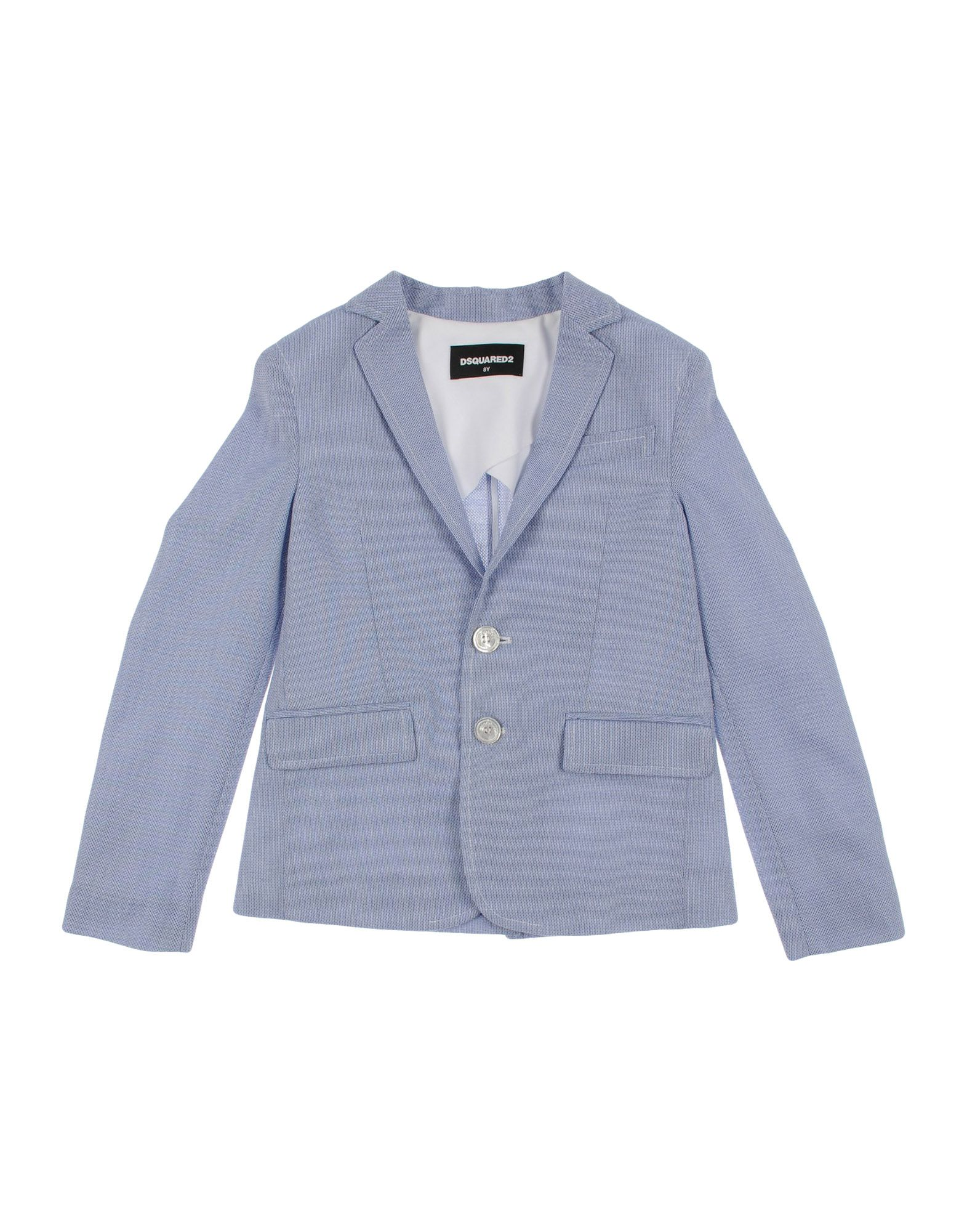 DSQUARED2 Jackett Kinder Azurblau von DSQUARED2