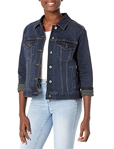 Daily Ritual denim-jackets, dunkle Waschung,  S von Daily Ritual