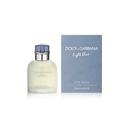 Dolce & Gabanna Light Blue homme/men, Eau de Toilette, Vaporisateur/Spray, 125 ml von Dolce & Gabbana