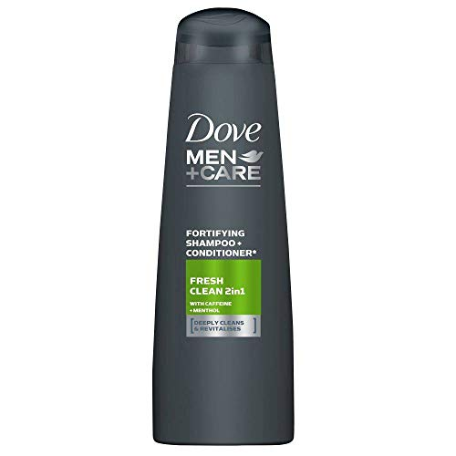 3er Pack - Dove Shampoo Men - Care Fresh Clean 2in1-250ml von Dove