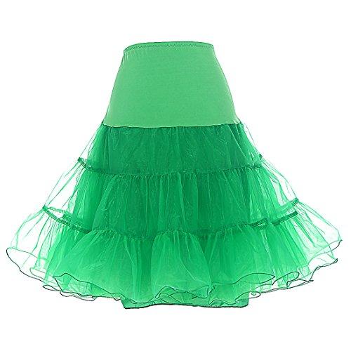 Petticoat Kleider In Grun Fur Frauen Damenmode In Grun Bei Fashn De