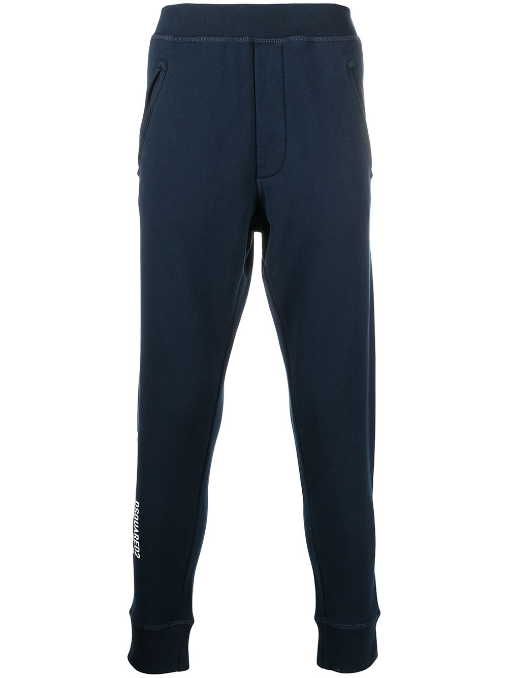 "Dsquared2 Jogginghose mit ""ICON""-Print - Blau von Dsquared2"